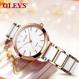 Опт Все Sublials Рабочий досуг Женские часы Кварцевые наручные часы из нержавеющей стали Секундомер Часы Relogies для мужчин Лучший подарок