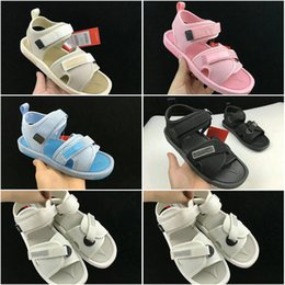 $enCountryForm.capitalKeyWord Australia - 2019 New 5 model kids Sandals Fashion children Summer Slippers Beach Outdoor Shoes for boy and gril Trendy Sports Beach Shoes sizes 26-35