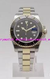 $enCountryForm.capitalKeyWord Australia - Luxury Watch Best Quality Super Version V7 18K Wrapped Gold 40mm 116613 Automatic Eta 3135 Diver Sport Waterproof Men Watches Date Wrist