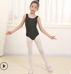 spandex ballet Australia - Speerise Shiny Metallic Toddler Girl Ballet Dance Leotards Children Dance wear Gymnastics Suits One-piece Lycra Spandex Leotard