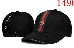 Plaid hats for women online shopping - Ball cap luxury Unisex Spring Autumn Snapback caps Baseball Hats for Men women Fashion golf Sport designer dad Hat bone casquette new gorras