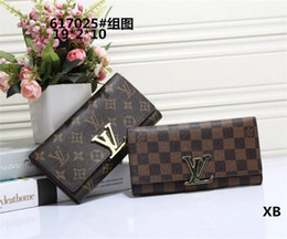 Wholesale Fashion retro multi card position bills long wallet men OL business hand held wallet women shopping storage wallet convenient old flower