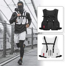 Wholesale sport vest outdoors for sale - Group buy Multi function Tactical Vest Outdoor Sports Fitness Men Protective Tops Vest DG151
