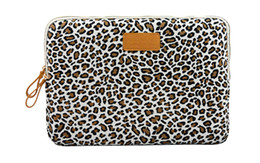 12 notebook online shopping - Case for Macbook Air pro quot quot quot quot quot Laptop Bag Notebook PC Sleeve Cover Pouch Canvas Leopard