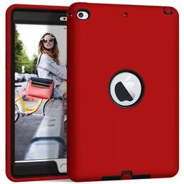 Wholesale Ipad Skins NZ - Free Shipping LD Tablet Case for iPad mini5 mini 5 mini4 Case 7.9inch TPU PC Combo Protect Skin Back Cover