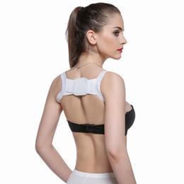 906f80343308d 1pc Posture Corrector Protection Back Shoulder Posture Correction Band  Humpback Back Pain Relief Corrector Brace