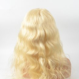Pretty Hair For Australia - Pretty unprocessed best raw virgin remy human hair long sexy new arrival #613 big curly full front lace cap wig for girl