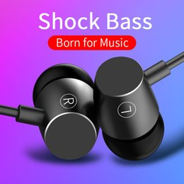 $enCountryForm.capitalKeyWord Australia - Earphone Universal 3.5mm In-ear Stereo Earbuds Metal Earphone For Cell Phone Computer Compatibility For 3.5mm Audio Jack 2019 Lowest price