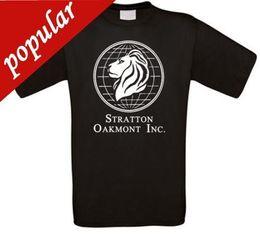 $enCountryForm.capitalKeyWord Australia - 2018 Fashion casual streetwear Stratton Oakmont Wolf of Wall Street cult movie T-shirt All Sizes NEW High Quality Top Tees