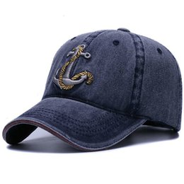 c38efea44c1 ander brand Washed Soft Cotton Baseball Cap Hat For Women Men Vintage Dad  Hat 3d Embroidery Casual Outdoor Sports Cap