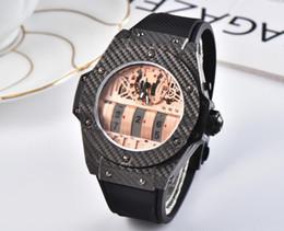 Опт Hubolt мужские часы кварцевые часы роскошные часы новый мода человек часы водонепроницаемый высокое качество Оптовая