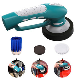$enCountryForm.capitalKeyWord Australia - Electric Car polisher Auto Beauty Polishing Machine Waxing Polisher Wireless Charging Kitchen Cleaner Car Washing Machine