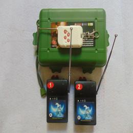 2 spunti Smart Switch attrezzature di nozze 2020 Prezzo basso senza fili a distanza impermeabile Salvo fuoco alternata collegare i fuochi d'artificio che infornano il sistema fase di nozze in Offerta