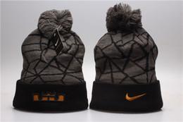 Pom Beanie Hats For Men Australia - 2019 New Stamping winter hats for men women knit Pom Poms hat cap Brand Beanie Hat LadiesThicken Hedging Warm Skullies Female Bone