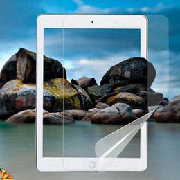 $enCountryForm.capitalKeyWord Australia - Clear Soft Front LCD Screen Protector Film With Cloth For iPad Pro 11 10.5 9.7 2017 2018 2 3 4 5 6 Mini Mini5 Air3 2019