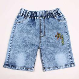 $enCountryForm.capitalKeyWord Australia - New Fashion Jeans Shorts for Boy Summer Style Denim Boys Panties Casual Jeans Shorts for Children Clothing 2-6T