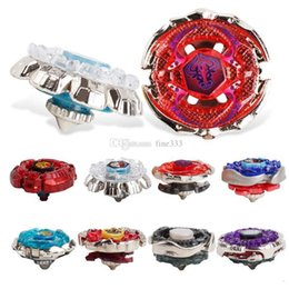 beyblade strings 2019 - Beyblade fidget spinner Booster Alter Spinning Gyro Launcher Starter String Booster Battling Top Beyblades B-48 B-66 Bey
