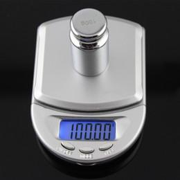 $enCountryForm.capitalKeyWord NZ - Hot sale Electronic weight balance Jewelry Scale 0.01g  0.1g mini portable pocket gold coin bilancia digital scale free shipping
