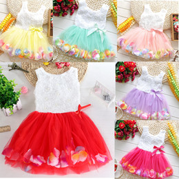 Cupcake Tutu NZ - high quality Newborn baby girl Dresses girl puff Princess skirt cupcake dress Mesh fluffy mesh cotton