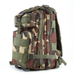 Styles Backpacks Australia - 9 Style Outdoor Sports Camouflage Backpack Military Tactical Travel Backpack Rucksacks Camping Trekking Bag Mountain Hiking Bag Free DHL