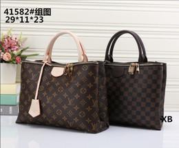 ЛуисVuittoLV Последние Ковш сумка сумки кошелек высокого качества Геометрическая сумки на Распродаже