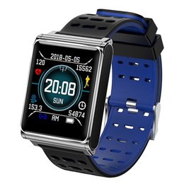 HD touch screen smart watches couple new electronic watches men sports watch woman  multi-function intelligent reloj mujer