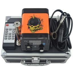$enCountryForm.capitalKeyWord Australia - Electric Dabs Rig enail Kit controller wax PID TC box with 10 16 20 mm Coil Heater titanium nail for Wax Vaporizer oil rig glass water bongs