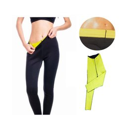 1f12064ab2 Compression Shapewear Weight Loss Control Postpartum Pants Women Neoprene  Waist Trainer Body Shaper Cincher Sliming Leggings Sweat Tights