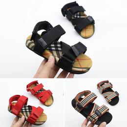 Toddler boy beach sandal online shopping - Kids Sandals Kid Designer Shoes Breathable Comfortable Infant Boys Girls Beach Sandal Toddler Shoes Chaussures Pour Enfants