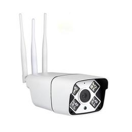 Vente en gros 1080P Caméra IP Wi-Fi 3G 4G Carte SIM Caméra HD Bullet PTZ Caméra Extérieure Sans Fil IR 50M Objectif Autofocus CCTV Cam