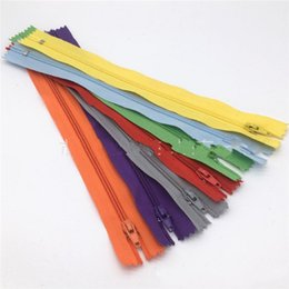 $enCountryForm.capitalKeyWord Australia - Long Invisible Zippers Nylon Clothing Zipper Coil Zipper for Sewing Clothes And Trousers Sold Well Many Colors 0 13dlH1