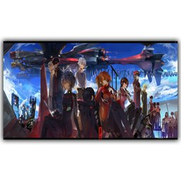 $enCountryForm.capitalKeyWord Australia - Neon Genesis Evangelion wall decor Art Silk Print Poster 4987