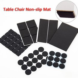 Mat Legging Australia - Tables Chairs Anti-slip Mat Anti-wear Protective Mat Chairs Cover Stool Table Leg Mats Home Furniture Accessories Protector Cover DBC VT1739