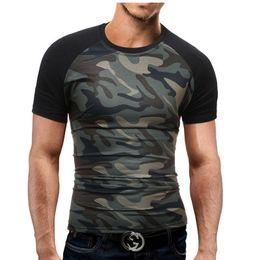 $enCountryForm.capitalKeyWord Australia - New Summer Military Camouflage Men T-shirt Casual Tactical Army Combat O Neck T Shirt Men Quick Dry Short Sleeve Camo Clothing