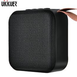 Опт Портативный Bluetooth-динамик Мини Беспроводной Динамик Звуковая Система 10 Вт Стерео Музыка Surround Открытый Динамик Поддержка Fm Tfcard T190704