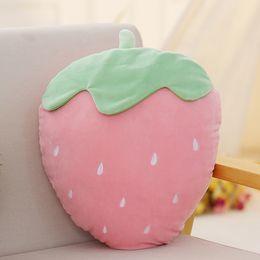 Strawberry pluSh toyS online shopping - Fruit Carrot Strawberry Banana Sleeping Holding Pillow Doll Cute Stuffed Plush Toy Cushion Girl Birthday Gift