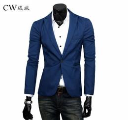 Hot pink blazers online shopping - Men Suit Jacket Casaco Terno Masculino Blazer Cardigan Jaqueta Wedding Suits Jackets Hot Sale men clohting clothes drop ship