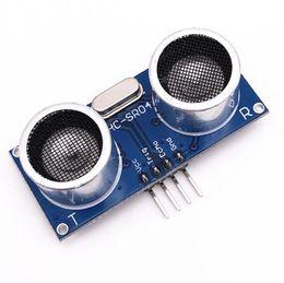 Yeni Ultrasonik Modülü HC-SR04 Mesafe Ölçme Dönüştürücü Sensörü Arduino Değişen Yüksek Kalite Sıcak Satış
