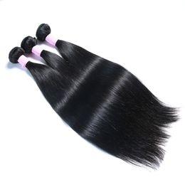 $enCountryForm.capitalKeyWord UK - Peruvian Straight Hair 3 Bundles Deals Unprocessed Brazilian Malaysian Human Hair Extension Cambodian Remy hair Extensions