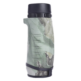 bird telescopes Canada - Handheld Binoculars 10x32 Outdoor HD Optical Vision Pocket Prism Telescope Monocular Hunting Bird Watching Camping Hiking Travel