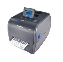 $enCountryForm.capitalKeyWord Australia - Oringinal Honeywell Intermec PC43t 300dpi Thermal transfer Desktop Lable Barcode Printer with LCD screen standard USB larger Ribbon
