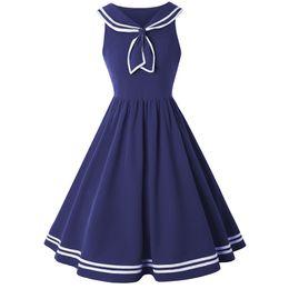 7a075725cd686 Shop Rockabilly Blue Dress UK   Rockabilly Blue Dress free delivery ...