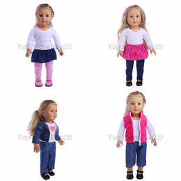 $enCountryForm.capitalKeyWord Australia - American Girl Barbie Doll 18inches Barbie CowGirl Baby Cosplay Dolls Multi-element Collection In One Link Girls Doll Toys Kids Toys
