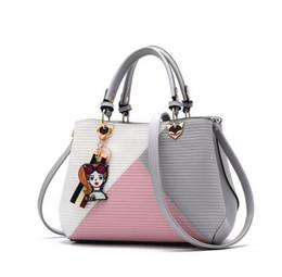 f0db9cc9e9 Ladies big bag ladies 2019 winter new fashion ladies bag all-in-one handbag  fashion trend one-shoulder crossbody bag c5