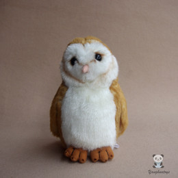 real good toys UK - Real Life PLush Owl Dolls Toys Home decoration Children Holiday Gifts Soft Wild Toy good quality