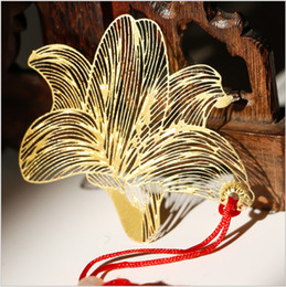 20PCS Return Gift For Wedding Gold Metal Bookmark Baby Birthday Gifts 8 Style Rose Flower Hollow Out Bookmarks Book Give Way