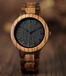 $enCountryForm.capitalKeyWord Australia - 2018 new minimalist quartz watch foreign trade explosions Christmas gifts environmental protection bamboo and wood watches custom
