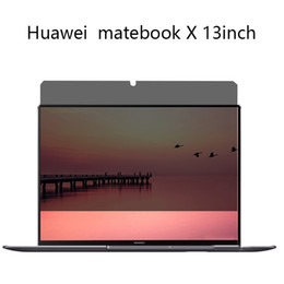 $enCountryForm.capitalKeyWord Australia - For Huawei matebook X 13inch screen size 284mm*203mm laptop Screen Protector Privacy Anti-Blu-ray protection of vision