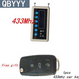 $enCountryForm.capitalKeyWord NZ - QBYYY 433Mhz Remote Control Signal Detector wireless remote key decoder scanner + SK330 pair cloning Car Key Control