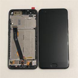 "$enCountryForm.capitalKeyWord UK - Original M&Sen For 5.15"" Xiaomi 6 MI 6 Mi6 M6 MI6 With Fingerprint LCD Display Screen With Frame+Touch Panel Screen Digitizer"